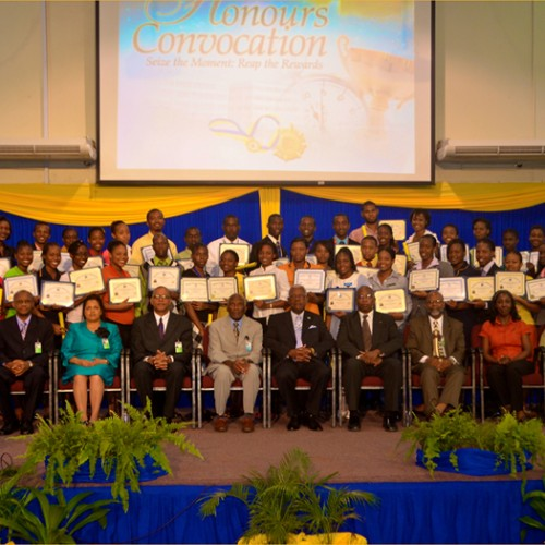 Academic Achievers Awarded